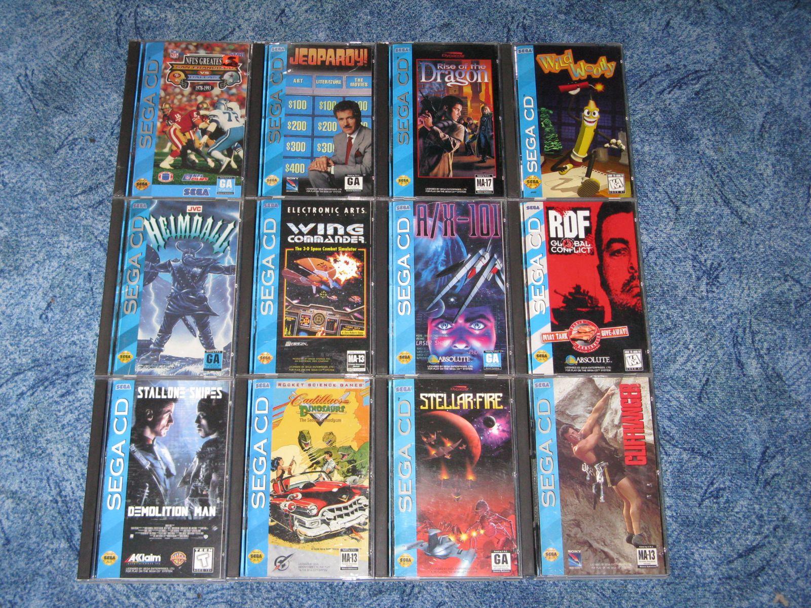 Collection 100 % Mega CD! Full set mega cd pal in!! et Mega LD! - Page 3 Les-jeux-Sega-cd-US-en-photo--2384