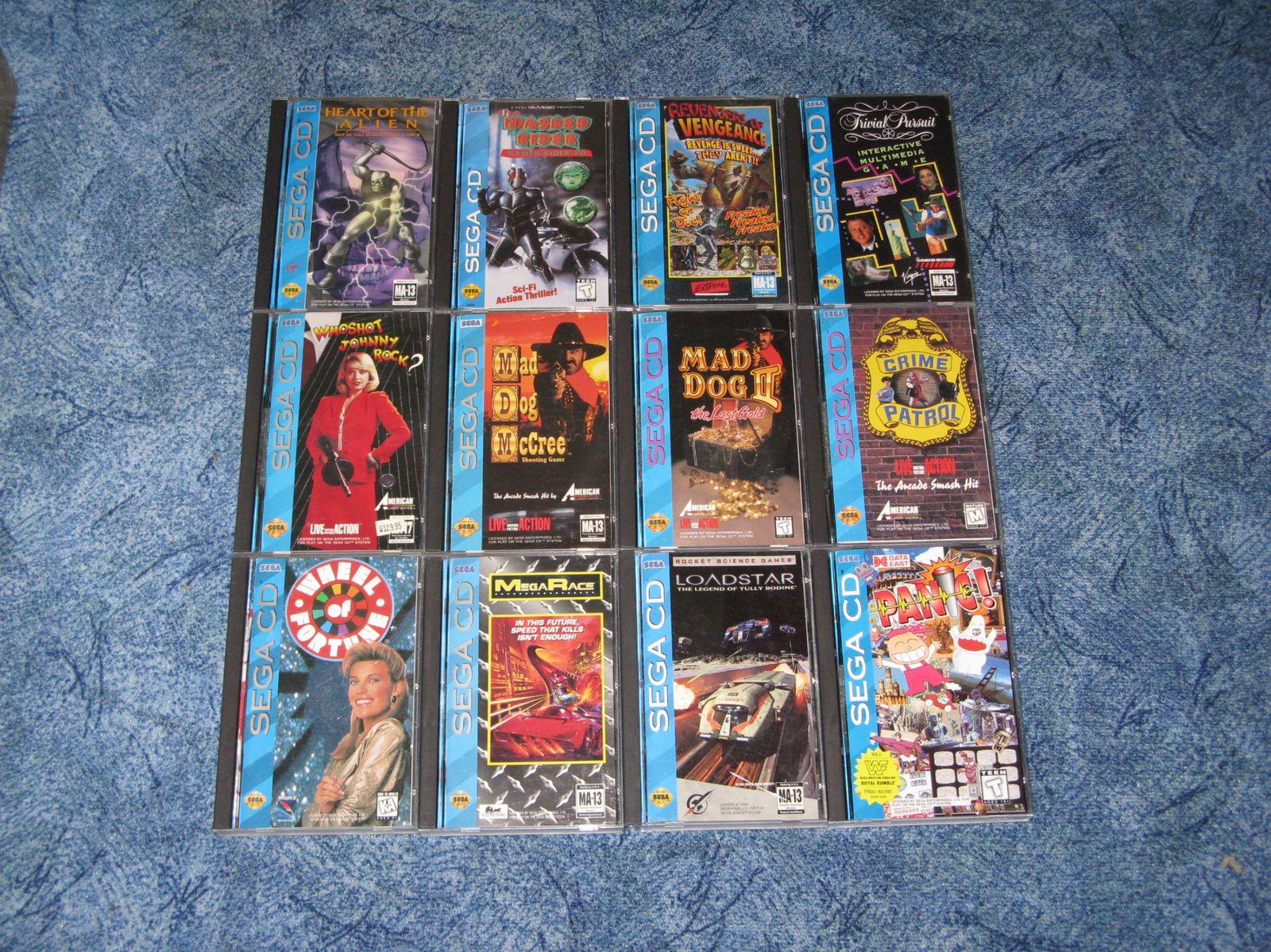 Collection 100 % Mega CD! Full set mega cd pal in!! et Mega LD! - Page 3 Les-jeux-Sega-cd-US-en-photo--2390