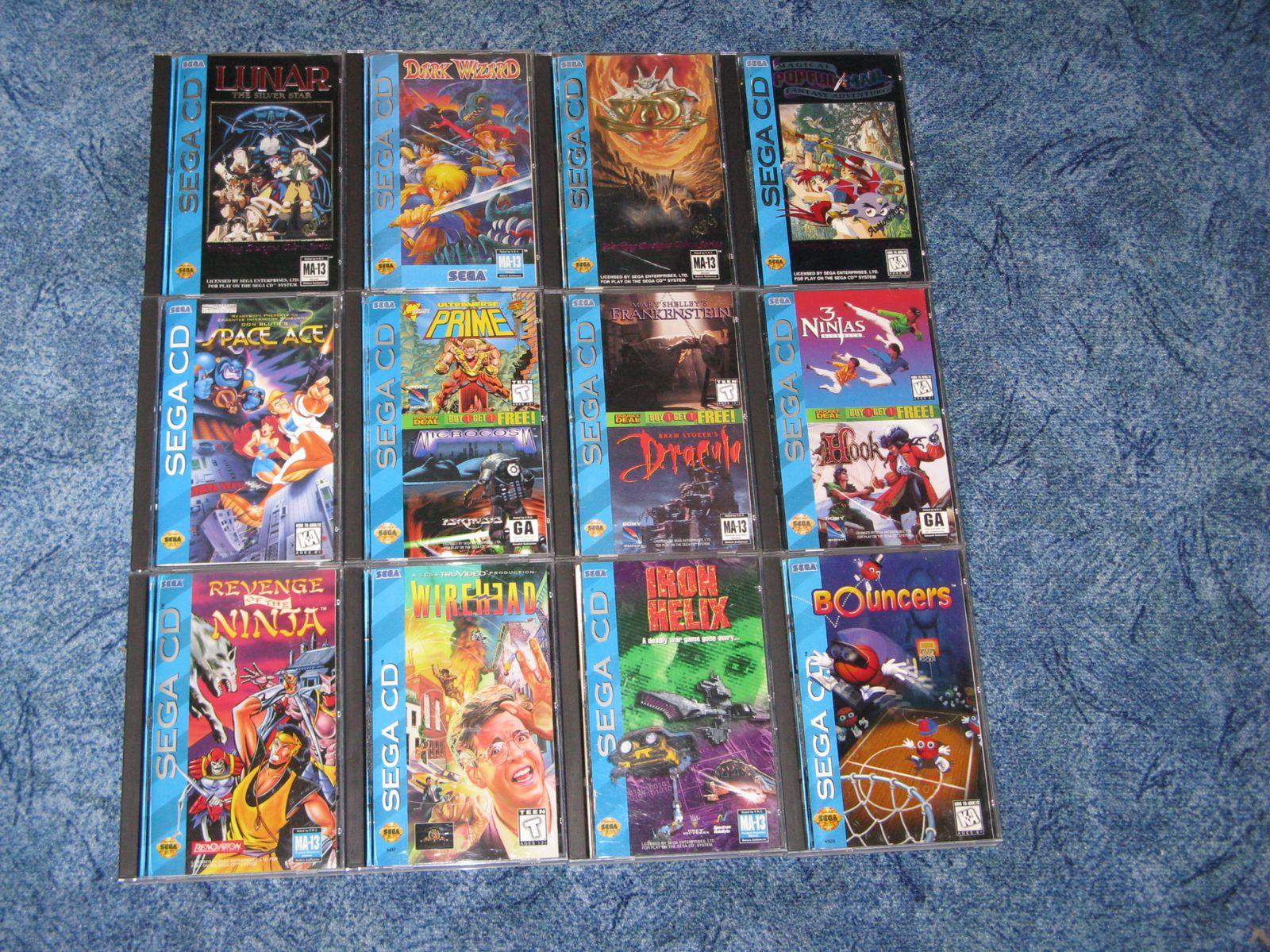 Collection 100 % Mega CD! Full set mega cd pal in!! et Mega LD! - Page 3 Les-jeux-Sega-cd-US-en-photo--2392