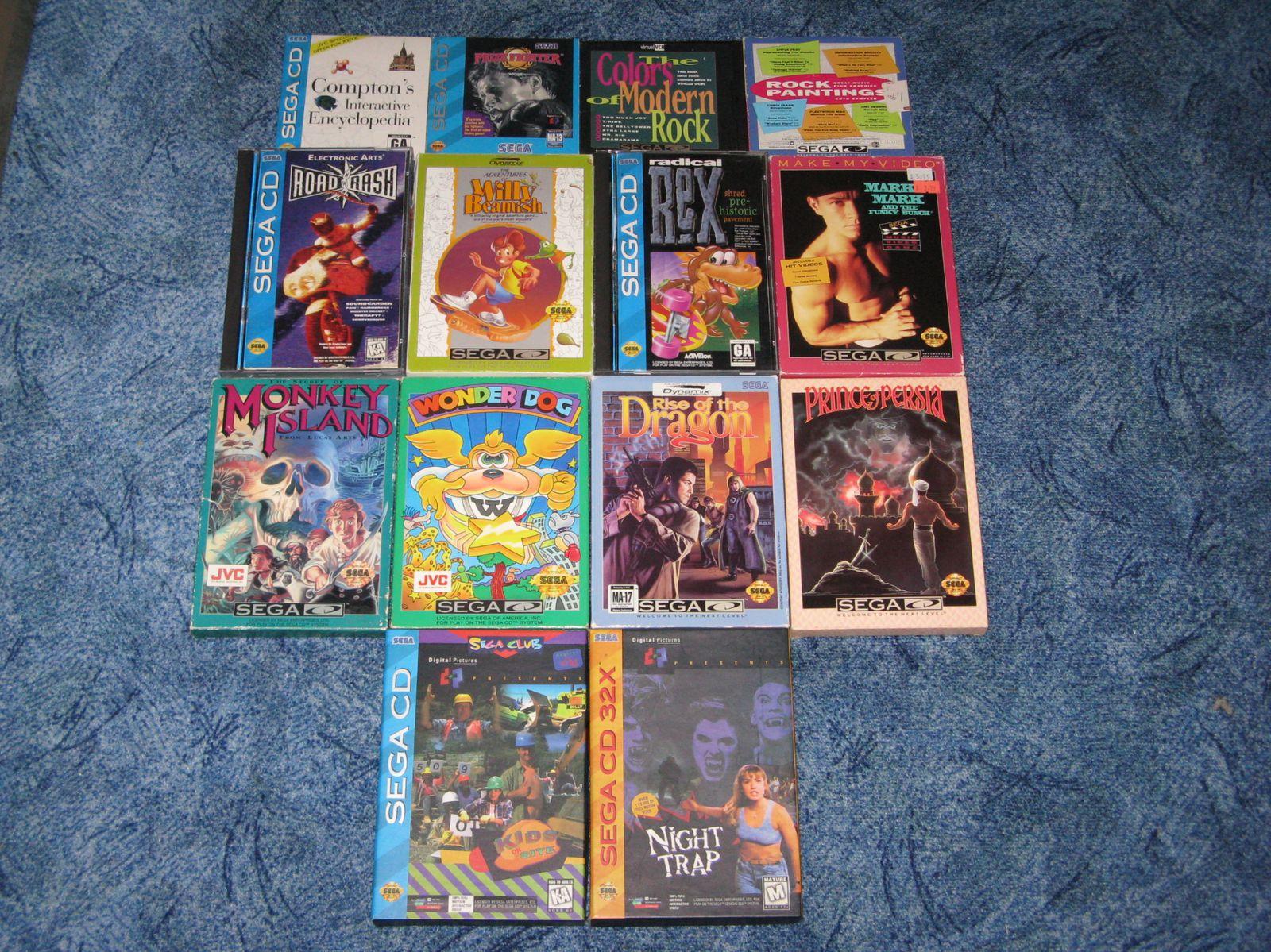 Collection 100 % Mega CD! Full set mega cd pal in!! et Mega LD! - Page 3 Les-jeux-Sega-cd-US-en-photo--2394