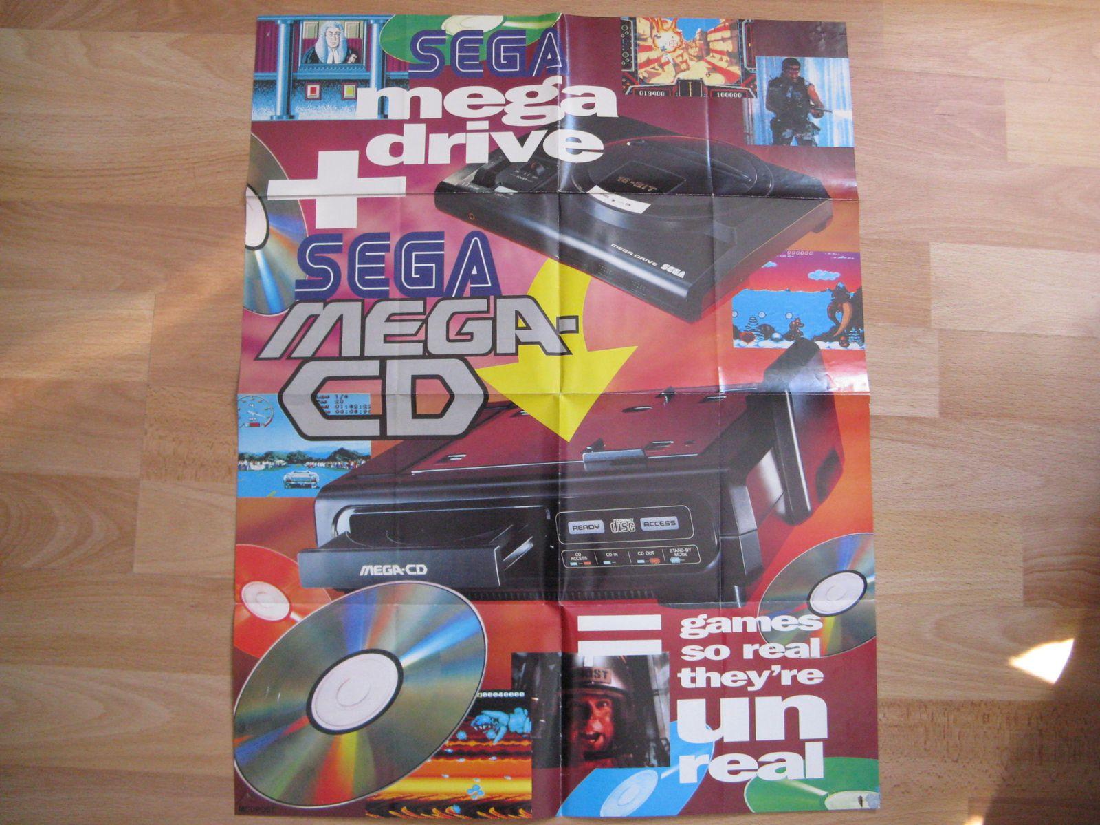 Collection 100 % Mega CD! Full set mega cd pal in!! et Mega LD! - Page 2 Les-publicites-2356