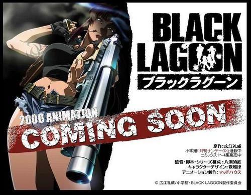Black Lagoon Blacklagoon