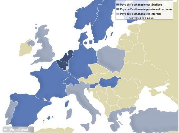 L'Eglise et la fin de vie Euthanasie-europe
