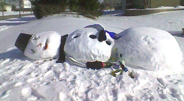 RETOUR DE LA NEIGE Bonhomme-de-neige-cuite
