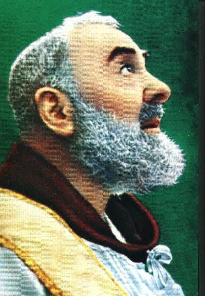 Neuvaine au Saint Padre Pio de Pietrelcina - 15 au 23 septembre 2017 - Padre-pio