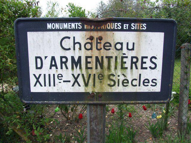 Par ordre alphabétique, des villes et des villages . - Page 2 Armentieres-sur-Ourcq-0