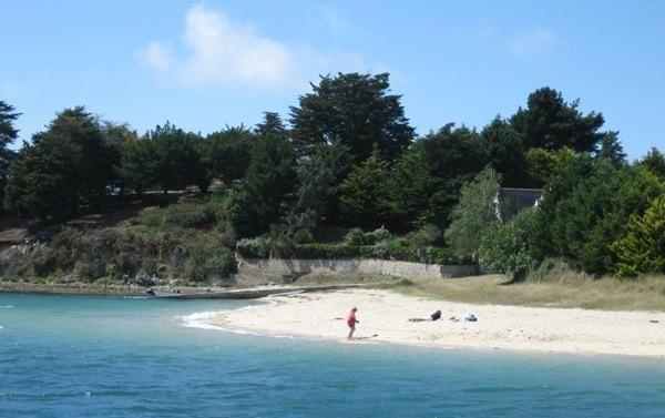 Iles du Golfe du Morbihan. Govihan-01