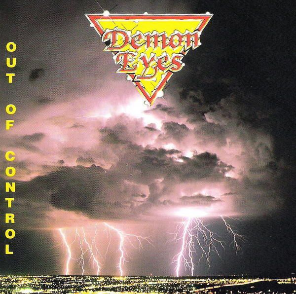 DEMON EYES Demon-eyes---out-of-control--1990-_2_
