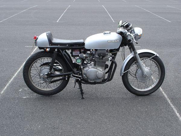 Mob'/Poubelle Racer - Page 2 Cb250m