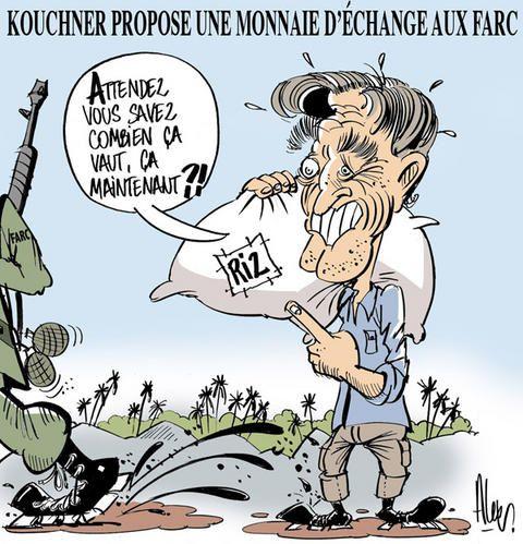 Qu'a fait Sarkozy d'efficace et positif pour la France (hbc vs Templeton) Kouchner-colombie-copie