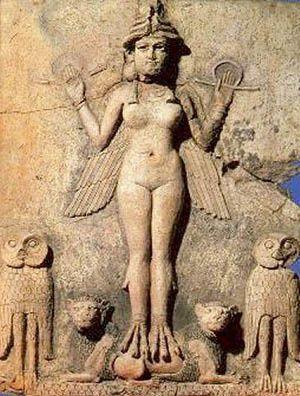 "Les ""religions"" de Babylone la Grande. Ishtar"