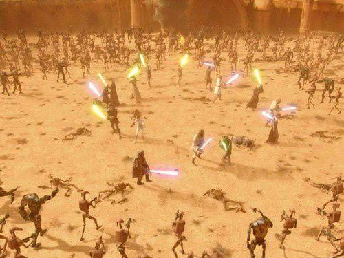 Votre bataille préféré dans star wars - Page 2 Geonosis