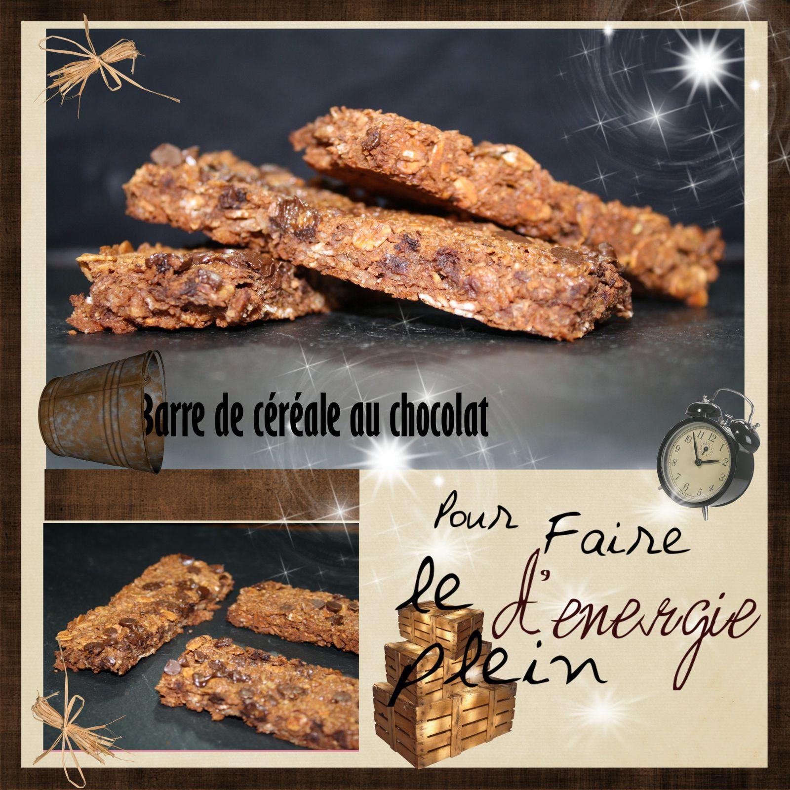 barre de céréale maison Barre-de-cereale-au-chocolat