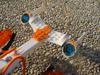 Review: Lego Mars Mission 7692 Recon Dropship MX-71 P1010040