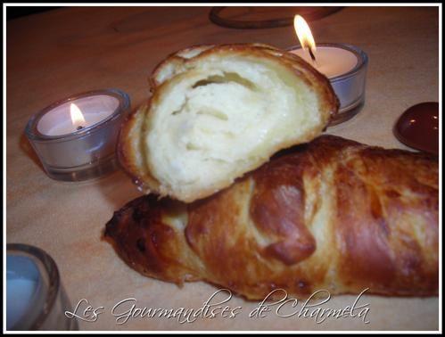 Croissants, humm un régal!! BoulangerieN7296