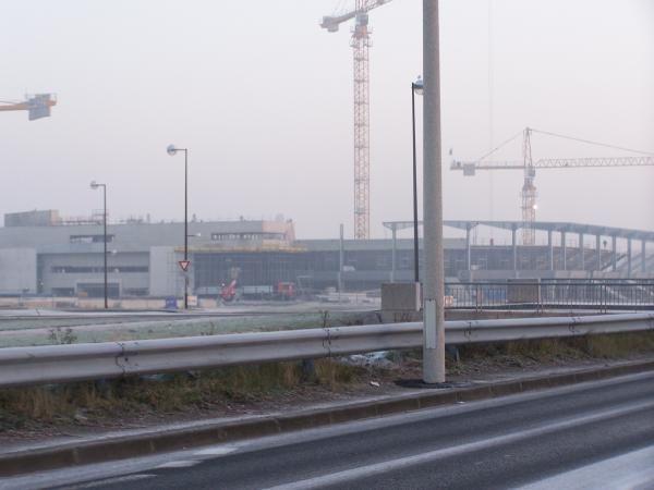 Stade de  Calais 100-9947