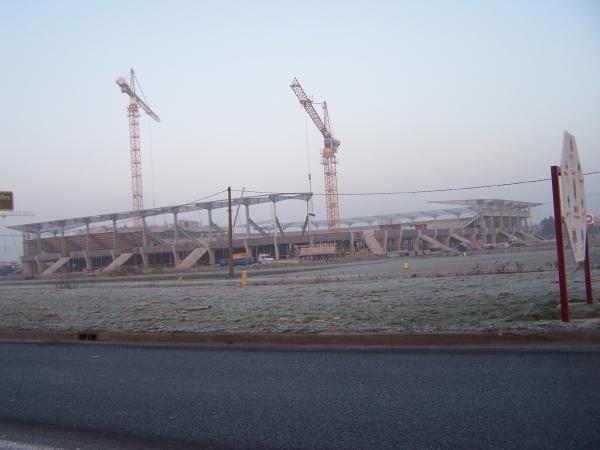 Stade de  Calais 100-9955