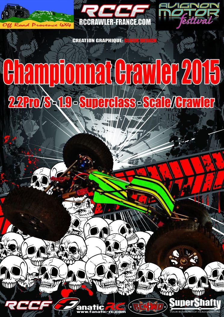 l'Avignon Crawler Festival - 20, 21, 22 mars 2015 par ORP4x4 Rccrawler-championnat-2015-affiche