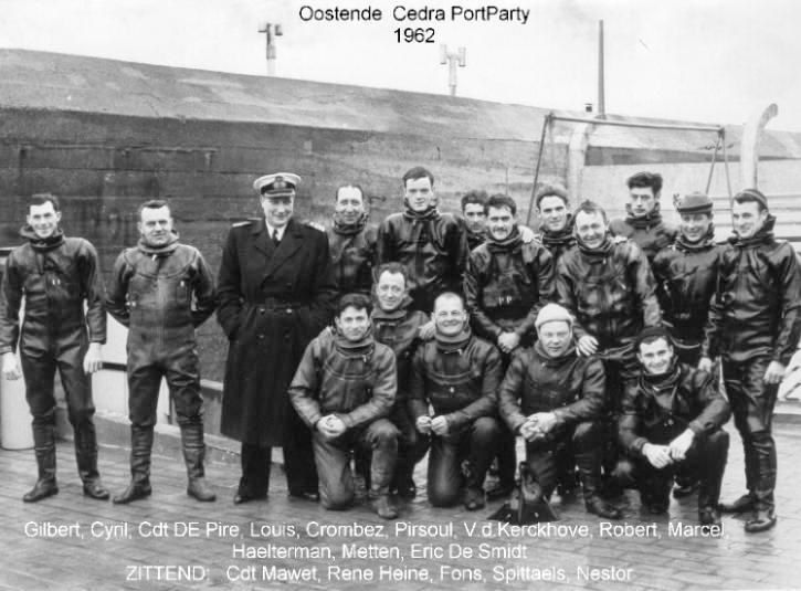 Les anciens du GPD 62 GPD-1962