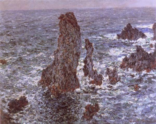 Monet par Pascal Bonafoux Monet