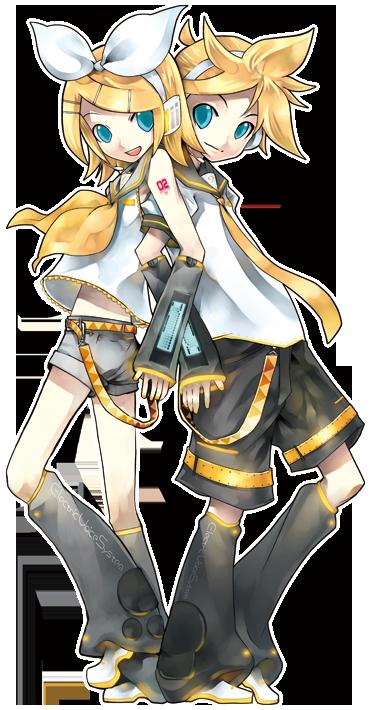 Vocaloid ! Rin_Len