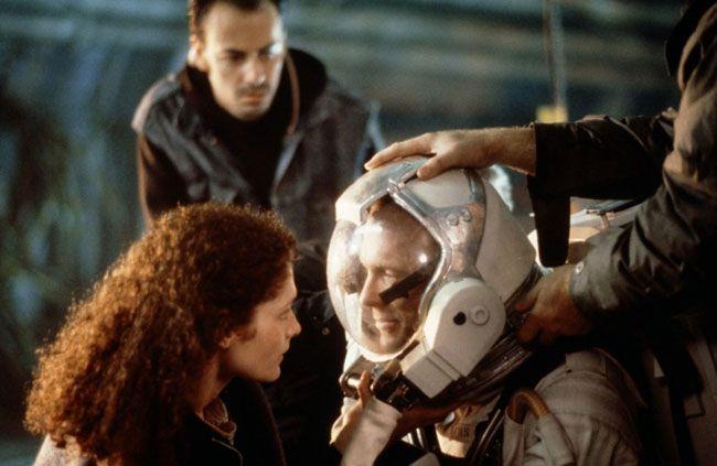 Panel de casques d'astronautes fictifs Abyss-1989-2633-1250957386