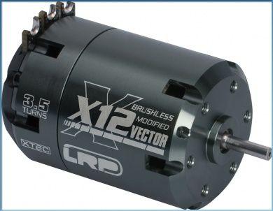 choix moteur et variateur LRPX12