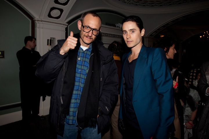 Jared Leto © the Marc Jacobs NYFW show in New York City, 13 Février 2012  012