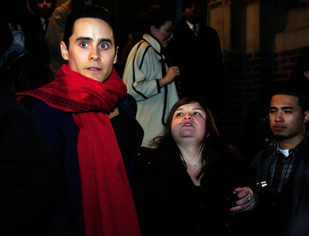 Jared Leto © the Marc Jacobs NYFW show in New York City, 13 Février 2012  038