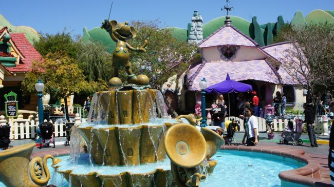 Vos plus belles photos de Disneyland Resort - Page 2 417---Disney-1er-jour
