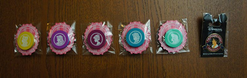 Le Pin Trading à Disneyland Paris - Page 3 Event-Princesses-Tea-Time--2-
