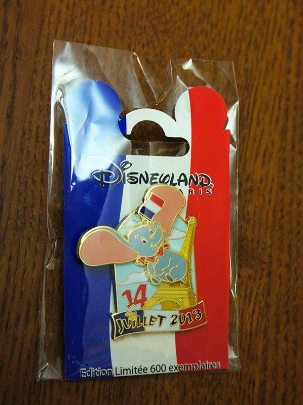 Le Pin Trading à Disneyland Paris - Page 3 Juillet-2013---Dumbo