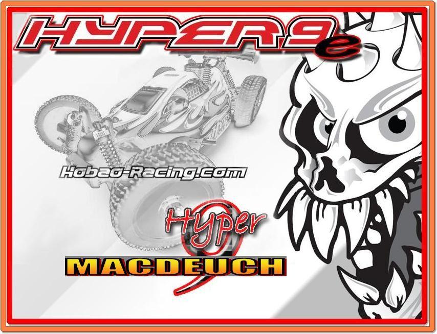 Hobao Hyper 9e sauce MACDEUCH Ttgghhg
