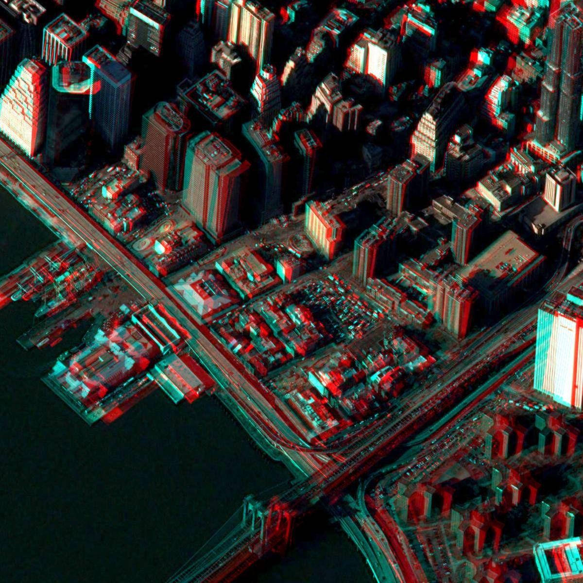 Lancement Soyouz-ST-A VS02 / Pléiades-1 + ELISA + SSOT(16-12-2011) - Page 4 New-York---Manhattan---Sud---Pleiades---3D---Extrait---CNE