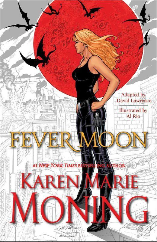 Fièvre de Lune (Le comic des Chroniques de MacKayla Lane) Comic