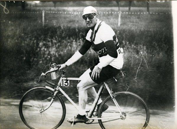Randonneuse Alcyon 1938 - 1940 Leducq-Andre