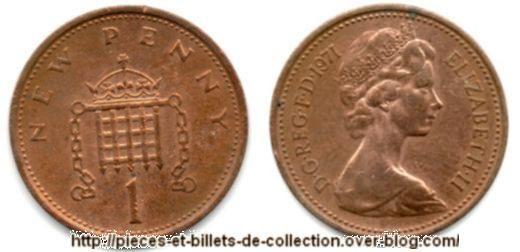 Monnaies actuelles du Royaume Uni ? 1newpenny1971
