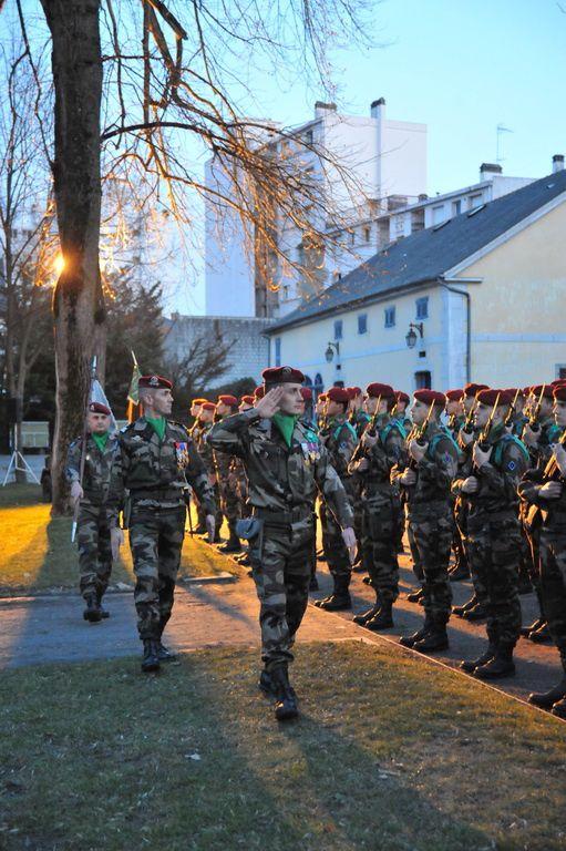 1er RHP : un nouveau chef pour le 3ème escadron !  1rhp_fev2011_01