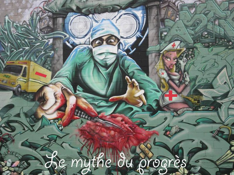 La culture du graffiti Mythe-ou-progres