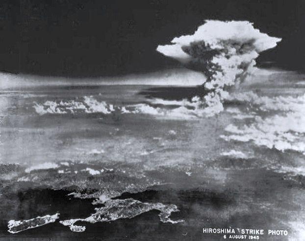 Les États-Unis et le Japon partenaires dans la falsification de l'histoire Bombe-atomique-Hiroshima