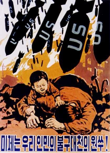 À propos de la Corée populaire… Imperialisme-etasunien