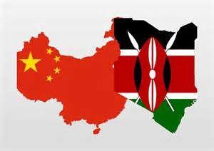 Mais pourquoi le Kenya ? Kenya---Chine