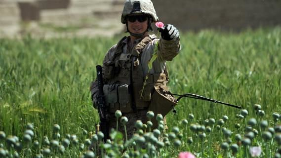 Afghanistan Oncle-Sam-et-l-opium-d-Afghanistan