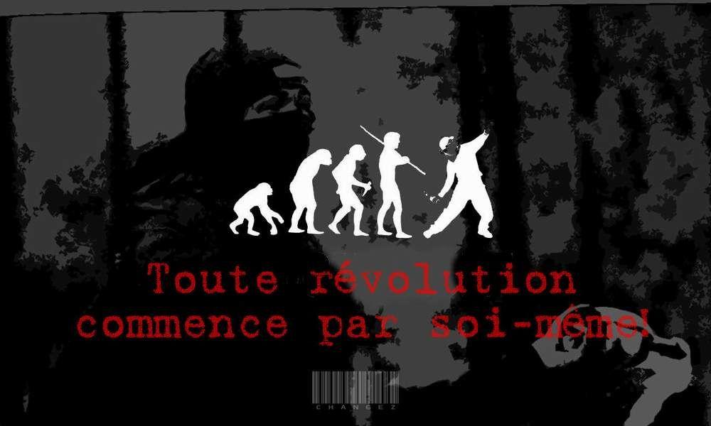 Détruire l'ancien monde pour construire le nouveau Revolution--1-
