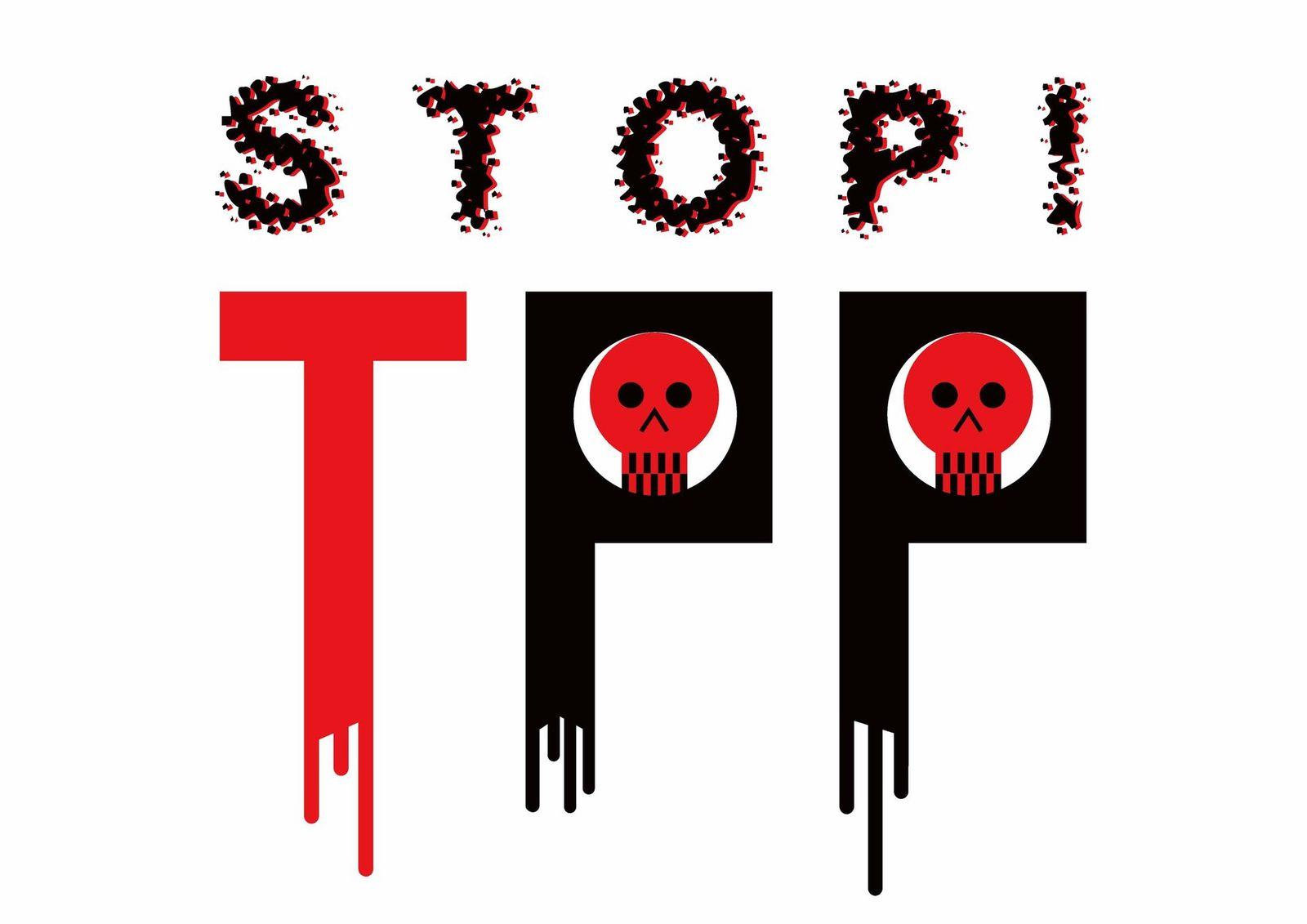 Ce sera bientôt Noël pour les multinationales… Stop-TPP