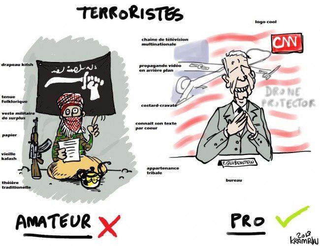 La responsabilité des États-Unis dans l'instabilité du monde arabe Terrorisme---USA-et-al-Qaida