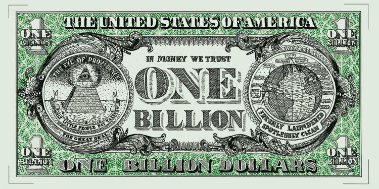 Le patrimoine des 1.453 milliardaires est supérieur au PIB du Japon Un-milliard-de-dollars