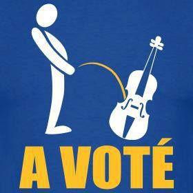 À propos de l'abstention aux élections européennes… A-vote