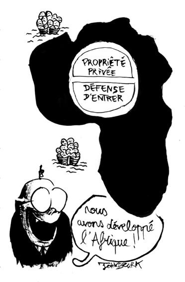 Les terres sont de plus en plus convoitées.... Afrique-propriete-privee