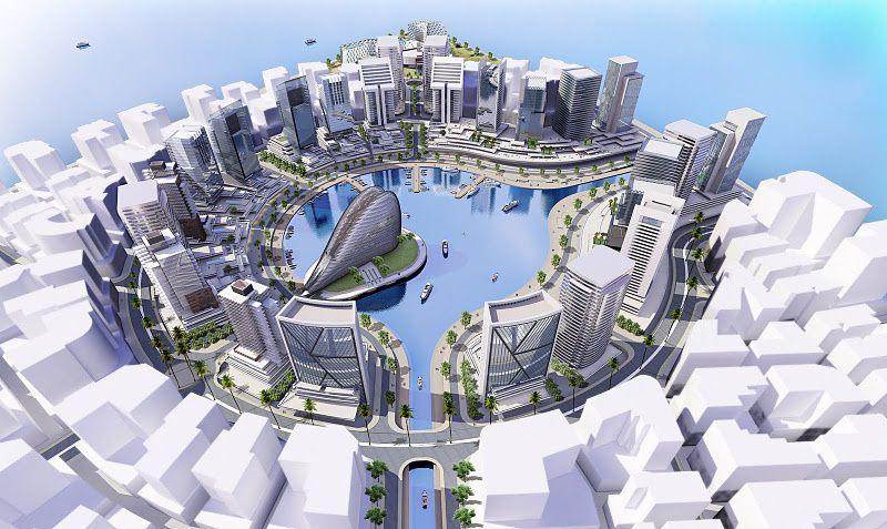 Urbanisme Eko-Atlantic
